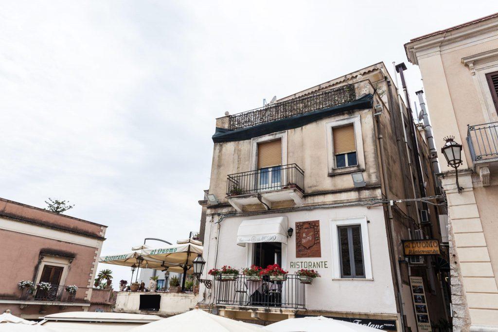 Dove Siamo Ristorante Al Duomo Taormina