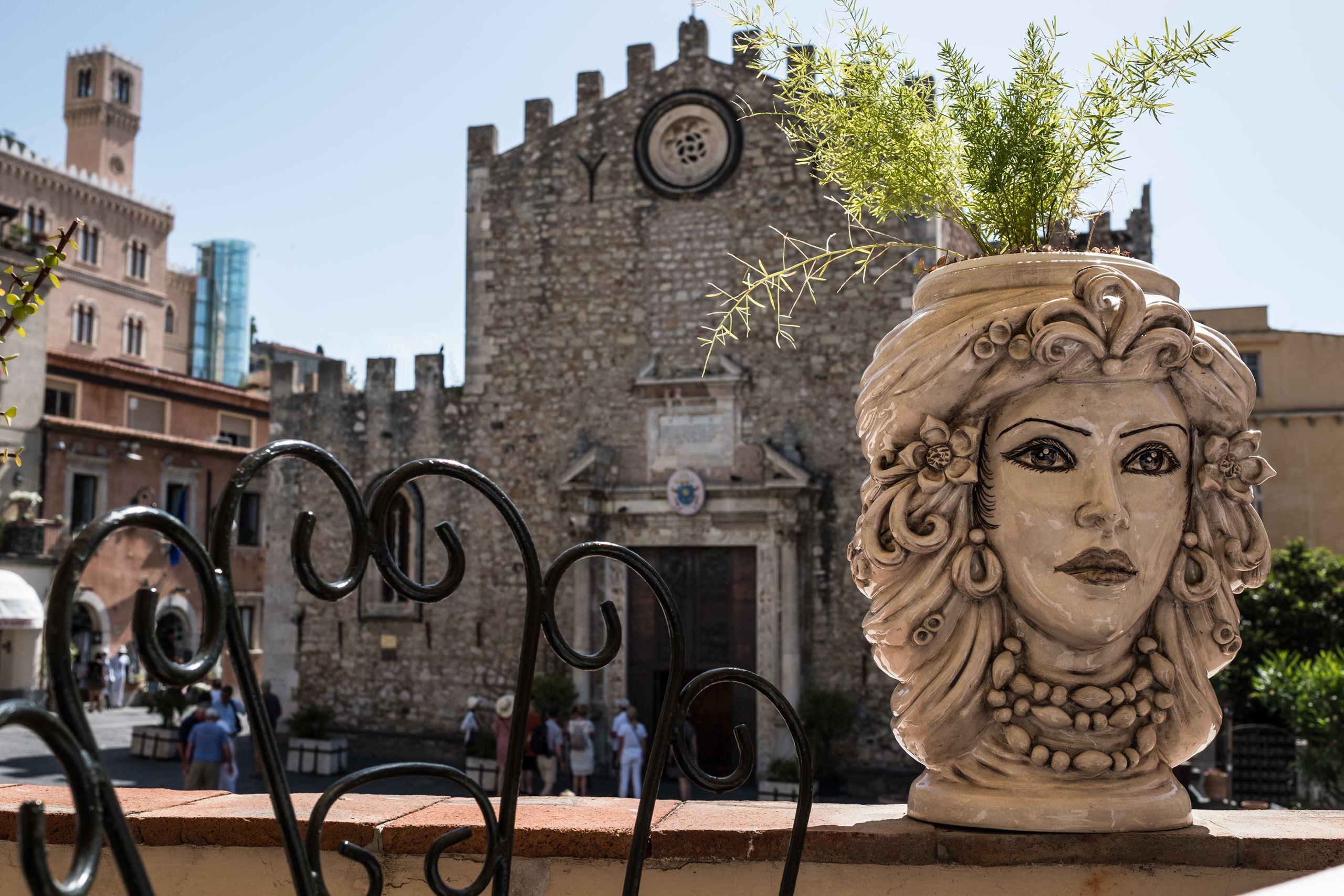 Terrazza Ristorante Al Duomo Taormina